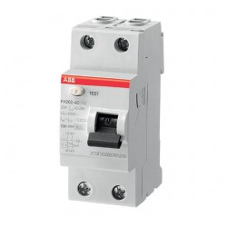 INTERRUPTEUR DIFFERENTIEL RACC RAPIDE 40A 30MA TYPE A