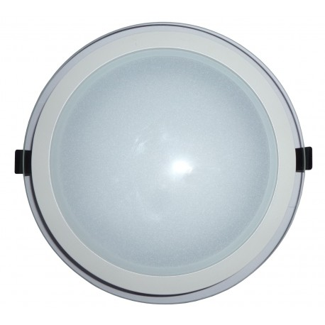 spot led rond 20 watts encastrer blanc neutre. Black Bedroom Furniture Sets. Home Design Ideas