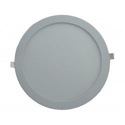 Spot LED rond encastrable 24 Watts Blanc neutre sans driver