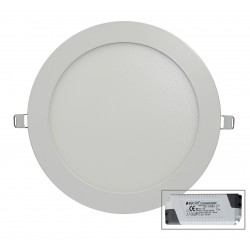 Downlight 18W NUVA 3000K avec driver