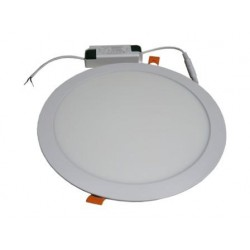 Spot LED rond encastrable 24 Watts 300mm avec driver