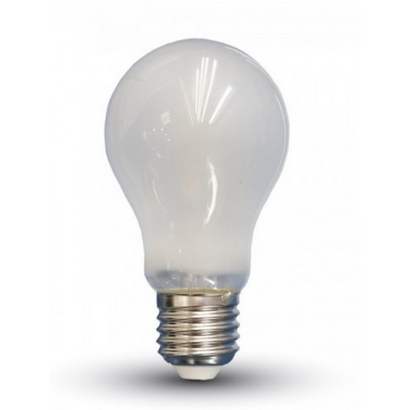 Ampoule LED E27 filament opaque 7W 810lm 2700K